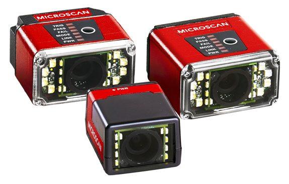 Microscan Microhawk Smart Cameras