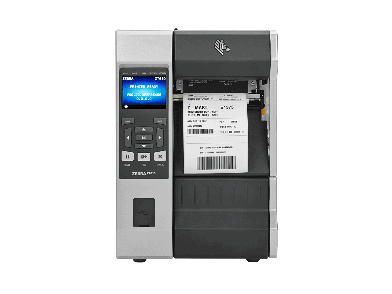 Zebra ZT610